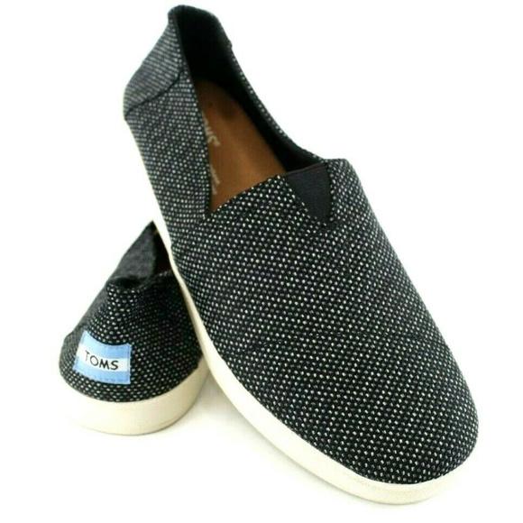 Toms Shoes | Toms Mens Ava Canvas Slip